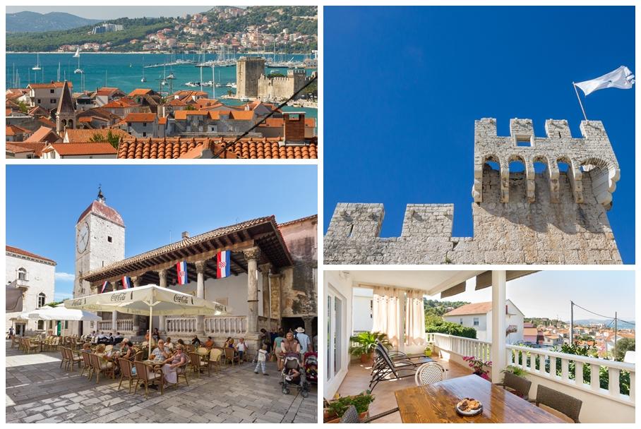 Trogir beautiful town