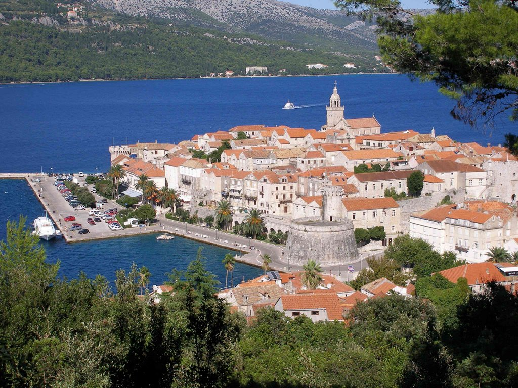 KORČULA one of the BEST PLACES TO VISIT IN CROATIA