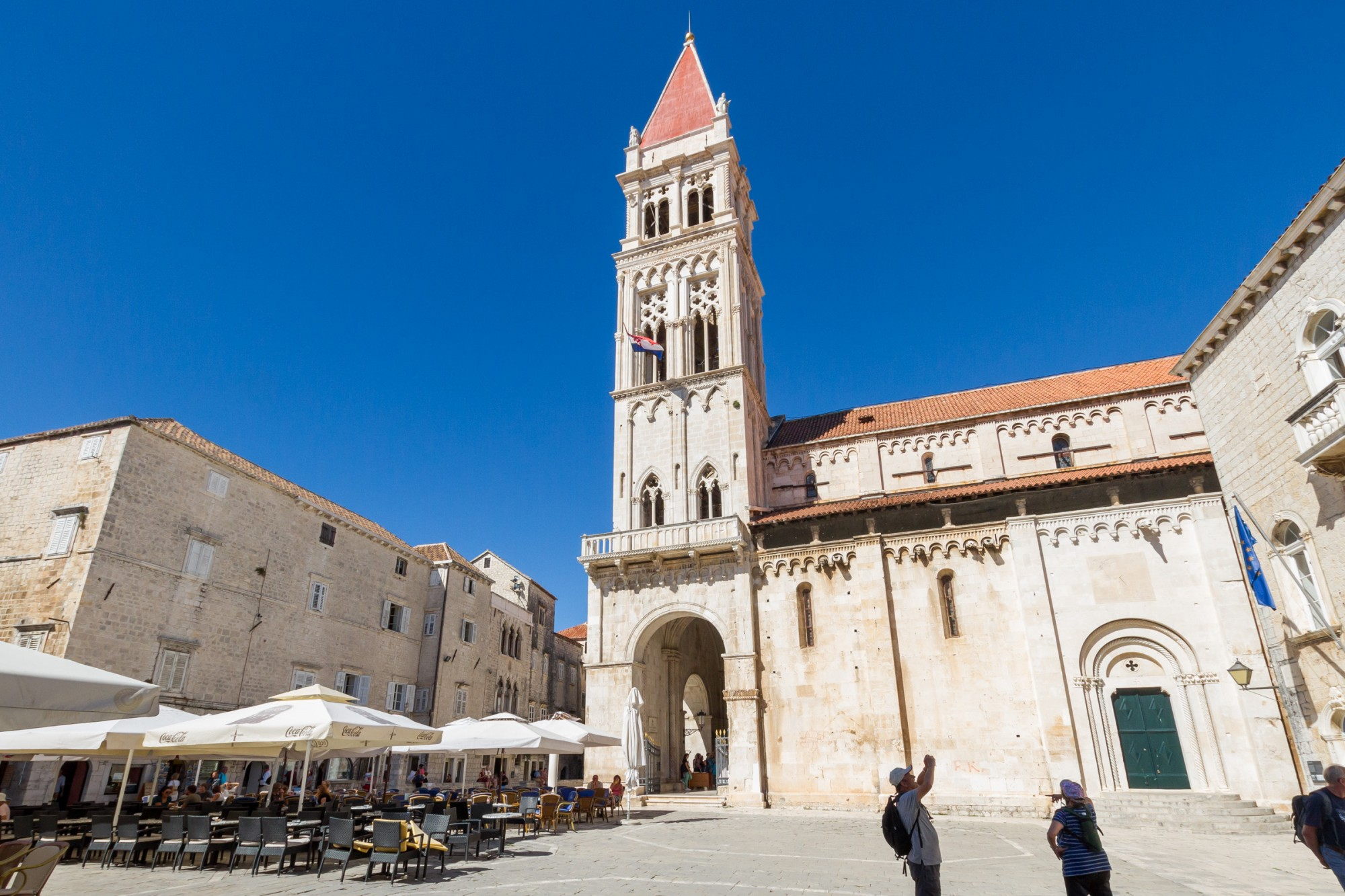 TROGIR one of the BEST PLACES TO VISIT IN CROATIA