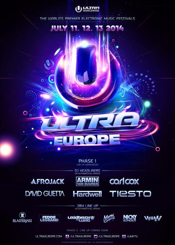 ultra europe festival july 2014